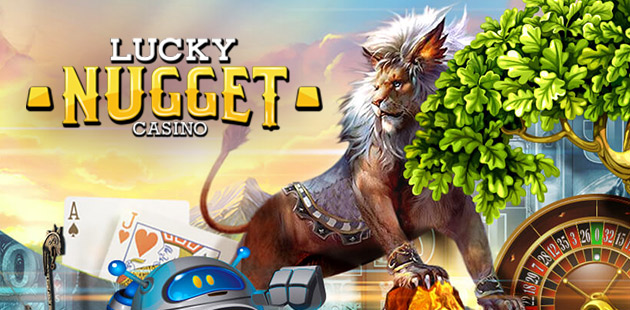 Lucky Nugget Casino Review Nz 200 Free Bonus Offer